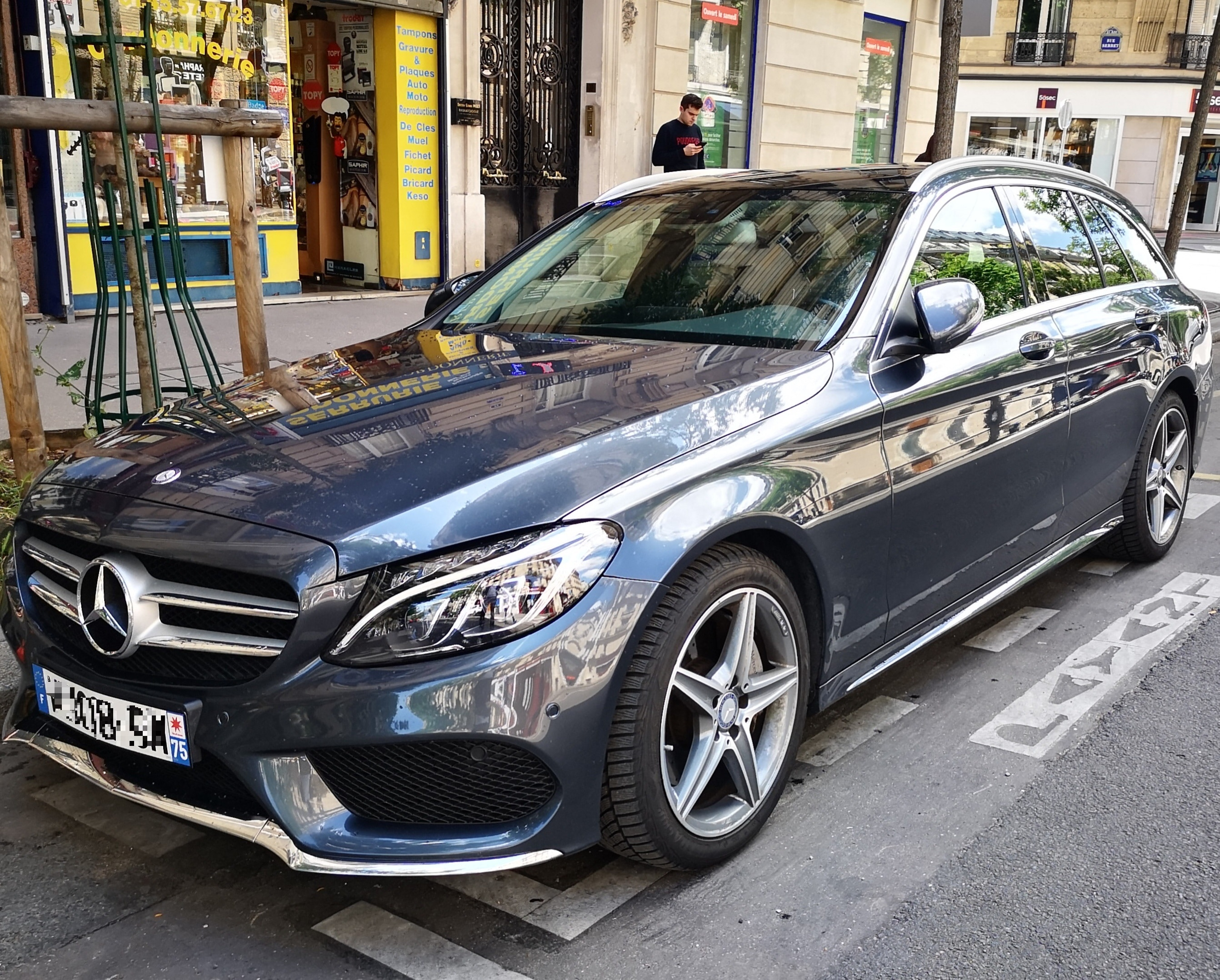 mercedes-C250-break